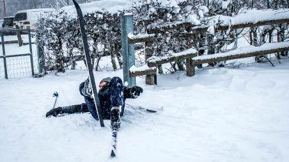 Weekend vol winterpret? Dertigtal skicentra open in Wallonië