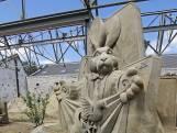 Opnieuw meer dan 30.000 bezoekers op Zandsculpturen Festival in Oss