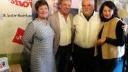 Mémé Maria is 90 jaar en krijgt een optreden van Paul Bruna cadeau