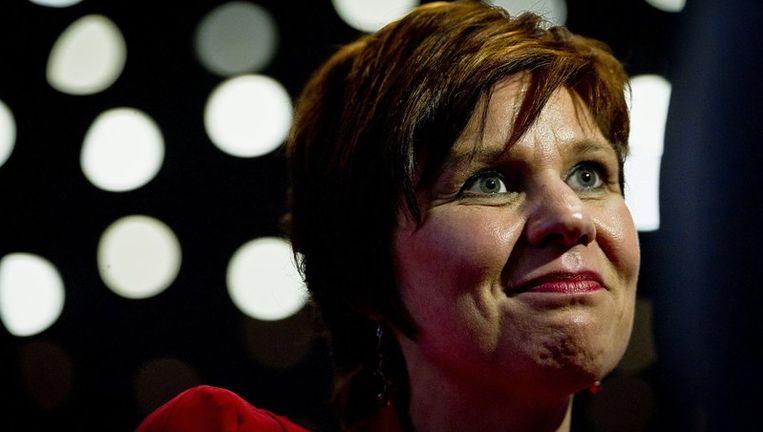Ruth Peetoom, de nieuwe partijvoorzitter van het CDA Beeld anp