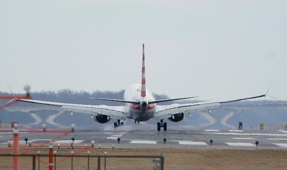 Vlucht AA729 naar Philadelphia vertrok vandaag iets voor de middag van London Heathrow, maar moest al ter hoogte van Zuidwest-Ierland rechtsomkeer maken om te landen in de Ierse hoofdstad Dublin (illustratiebeeld).