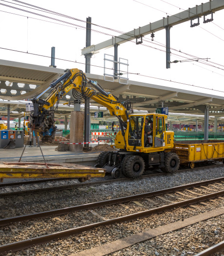 Rover over stationsklus Zwolle: klachten op één hand te tellen