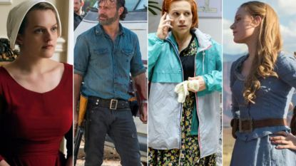 Van 'The Handmaid's Tale' tot 'The Walking Dead': waarom houden we zo van onheilspellende tv? (+ welke series je zéker gezien moet hebben)