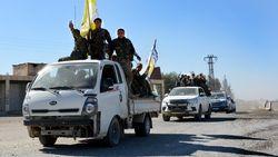 """""""IS-commandanten zijn van Syrië naar Turkije gevlucht"""""""