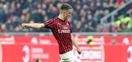 Bonne nouvelle pour Anderlecht: l'AC Milan va conserver Alexis Saelemaekers
