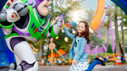 Disneyland Paris zet Toy Story 4 extra in de verf