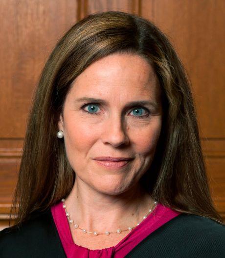 CNN: Trump wil rechter Amy Coney Barrett nomineren voor Hooggerechtshof