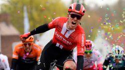 Cees Bol wint Nokere Koerse, Van der Poel valt zwaar in de laatste meters