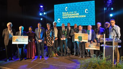 Lokale talenten in de kijker tijdens Gala van de Poperingse Cultuurprijzen
