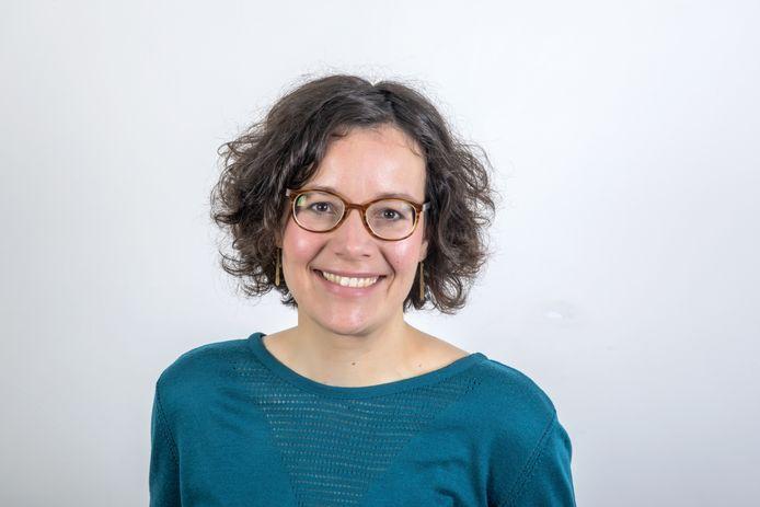 Lise Vandecasteele (PVDA).