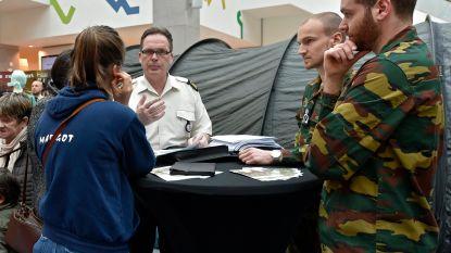 Militairen krijgen dag vrij als ze twee rekruten aanbrengen