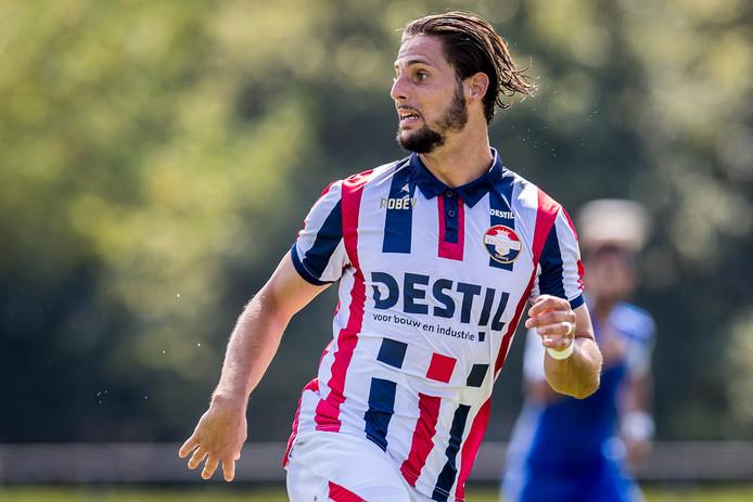 Fran Sol kan volgens Marca naar Rayo Vallecano, maar er ligt nog geen bod bij Willem II.