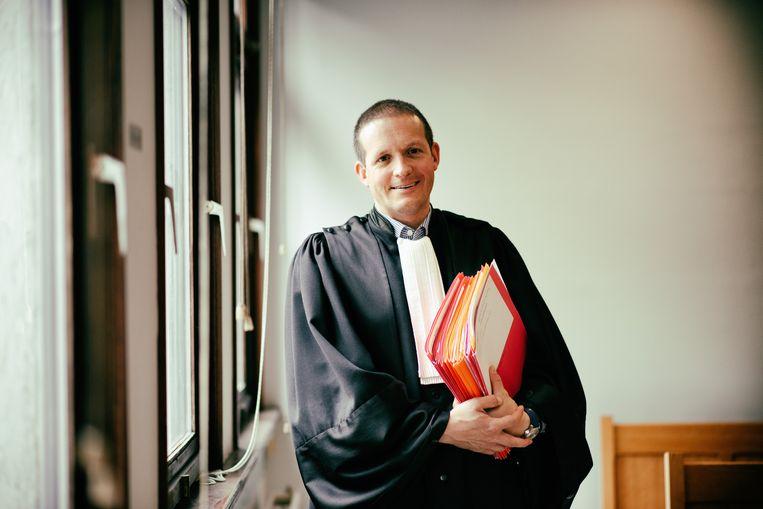 Lionel Dessart Luik De rechtbank