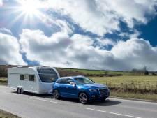 Helpt vierwielaandrijving om een caravan te trekken?