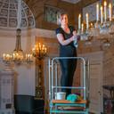 Margriet Jansen is de laatst overgebleven interieurverzorgster van Soestdijk.