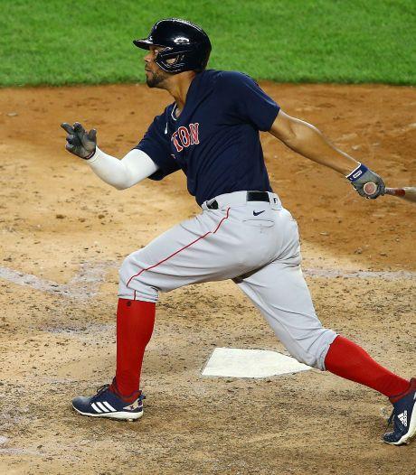 Homeruns Bogaerts redden Red Sox niet tegen Yankees