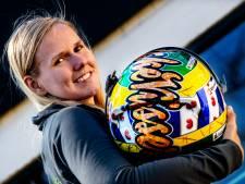 Visser ziet groeiende waardering vrouwen in de autosport: 'Maar dat geld heb ik niet'