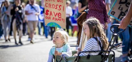 Mensen massaal de straat op voor klimaatprotesten