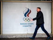 Rusland voor vier jaar geschorst: geen WK voetbal, geen Olympische Spelen