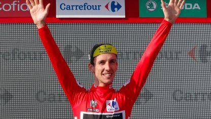 Tijdritspecialist Rohan Dennis slaat weer toe in Vuelta, Simon Yates doet prima zaken in strijd om de eindzege