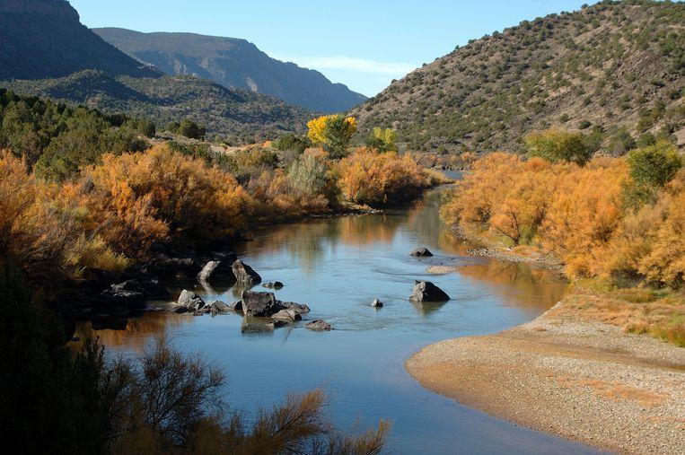 Rio Grande del Norte National Monument in New Mexico.