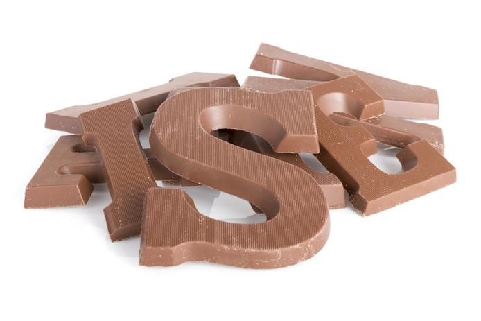 Met de kruidnotenrotsjes ben je ook meteen van je chocoladeletters af.