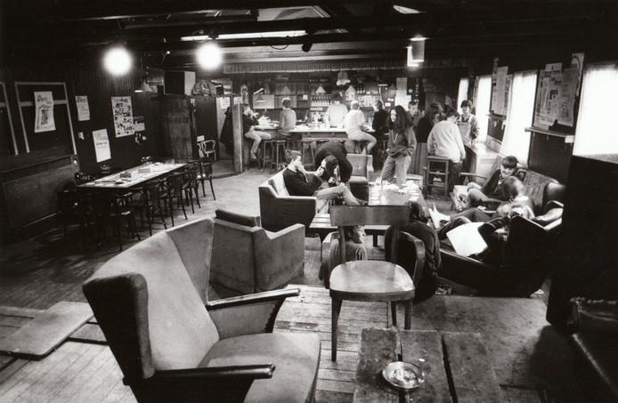 Jeugdcentrum De Ploeg in Oirschot (28 januari 1982).