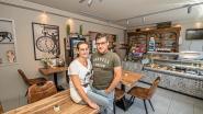 Mania en Johan openen bakkerij en koffiehuis Broodje+