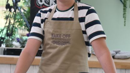 """Lucas (16) uit Bake Off vertelt over zwarte periode: """"Ik heb anorexia gehad"""""""