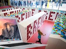 Brugklassers op De Breul krijgen Macbook