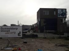 Sloop Doetinchems eetcafé IJsselkade in volle gang