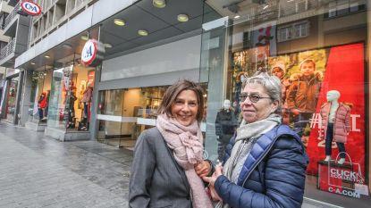C&A stopt in Doorniksestraat