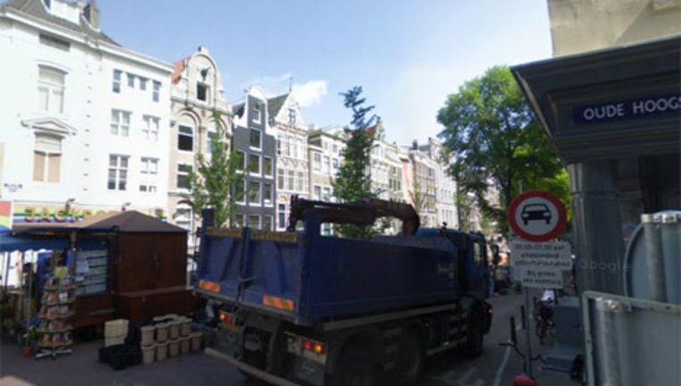 Op de Wallen toetst de gemeente bouwvergunningen waar meer dan 100.000 euro mee is gemoeid op mogelijk misbruik. Beeld