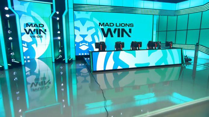 MAD Lions blijft maar winnen in de LEC en is nu samen met Rogue koploper.