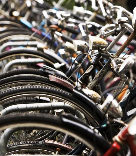 Extra fietsstallingen bij stations Veenendaal-Centrum en Den Dolder