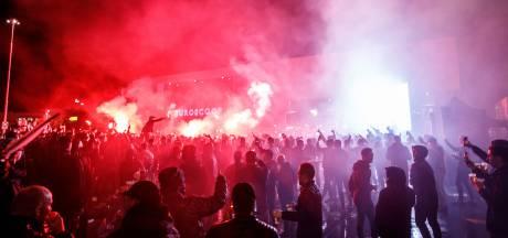 Van begrip tot 'gebrek aan leiderschap', gemeenteraad Tilburg verdeeld over supportersfeest Willem II
