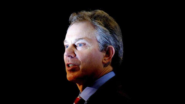 Tony Blair Beeld ANP