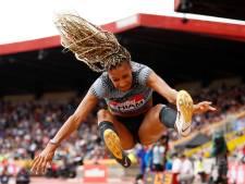 Nafissatou Thiam bat le record de Belgique du saut en longueur avec un bond à 6m74