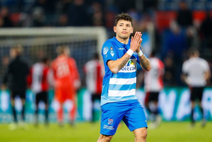 Gustavo Hamer is de aangewezen persoon voor het nemen van vrije trappen rond het strafschopgebied van de tegenstander.