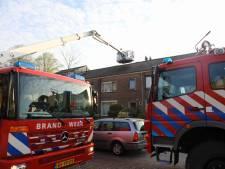 Twee gewonden bij brand op zolder in Soest