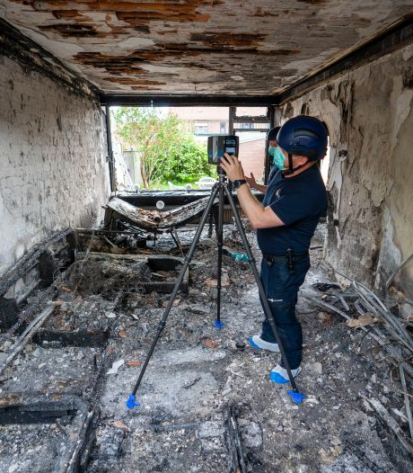 OM: aanslag op woning in Eindhoven is drievoudige moordpoging