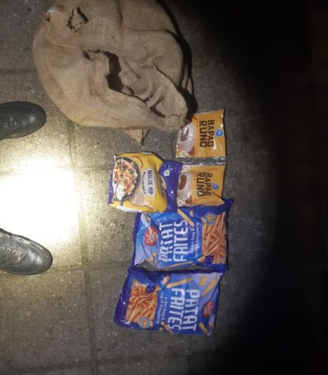 Friet- en bapaodief in Ede: politie heeft verdachte in beeld