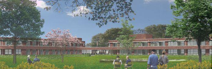 Zo komt de nieuwe Tusselerhof in Lochem er uit te zien.