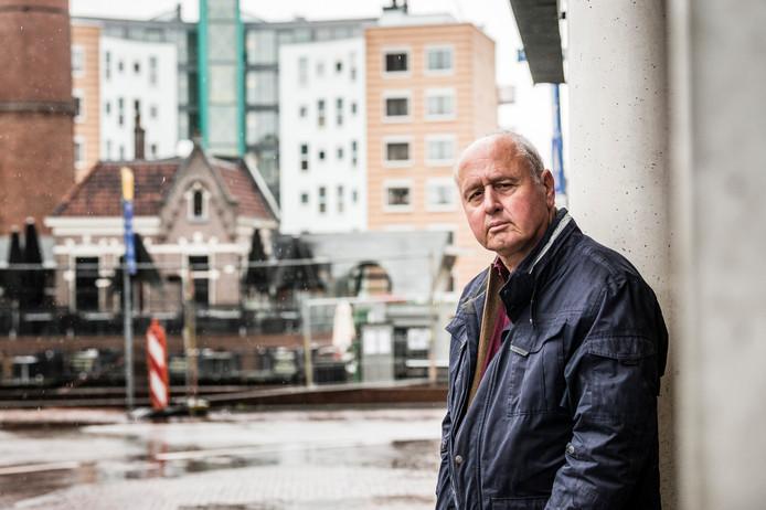 Oud-burgemeester Hans Gerritsen van Haaksbergen.