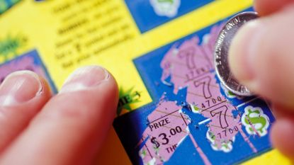Man uit Detroit gaat met verkeerde krasbiljet naar huis en wint 2 miljoen