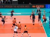Nederlandse volleyballers verliezen finale tegen de VS