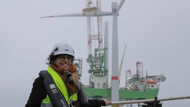 Energieminister Tinne Van der Straeten wil onderzeese elektriciteitsverbinding met Denemarken