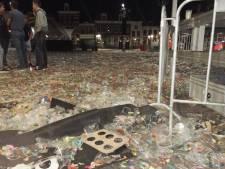 Zee van bekers na Muziekfeest: 'Festivals duurzaam maken is lastig'