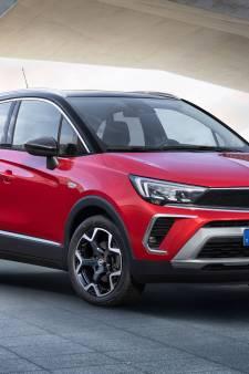 Opel Crossland verliest zijn X maar krijgt er betere rijeigenschappen voor terug