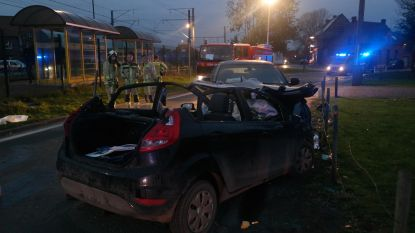 Eén maand rijverbod voor man die ongeval veroorzaakte met zwangere vrouw